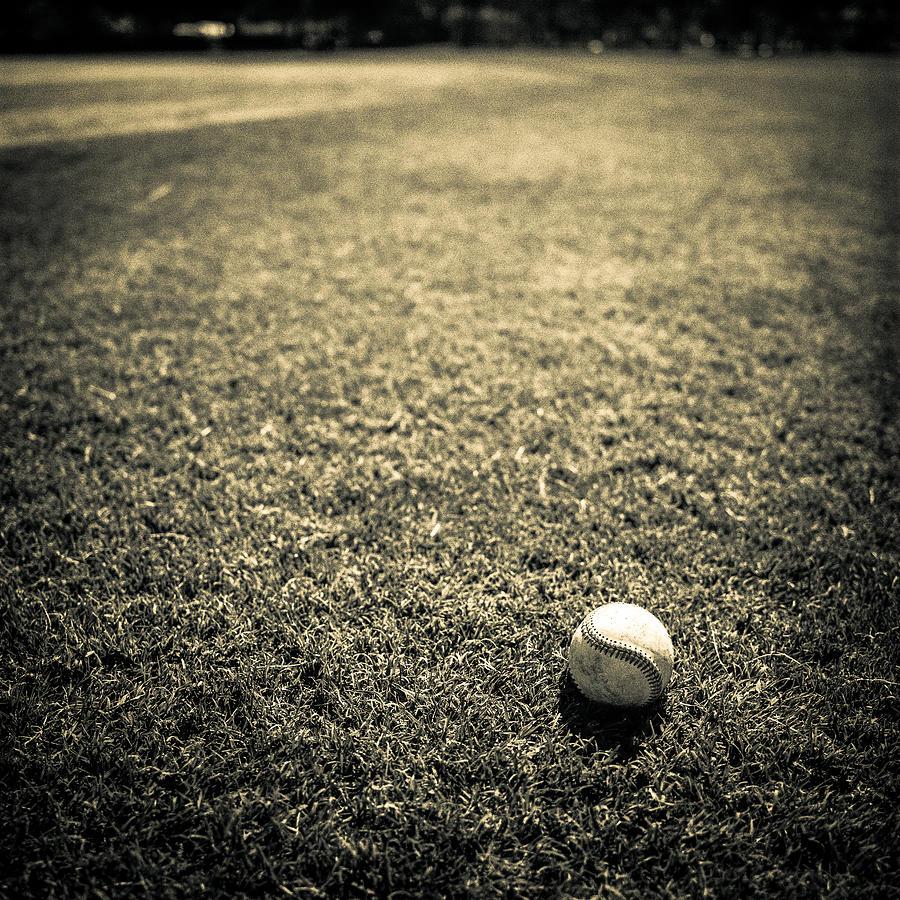 Baseball Field 3 Photograph