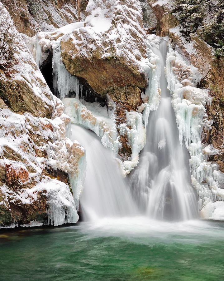Bash Bish Falls Photograph - Bash Bish Falls by Bill Wakeley