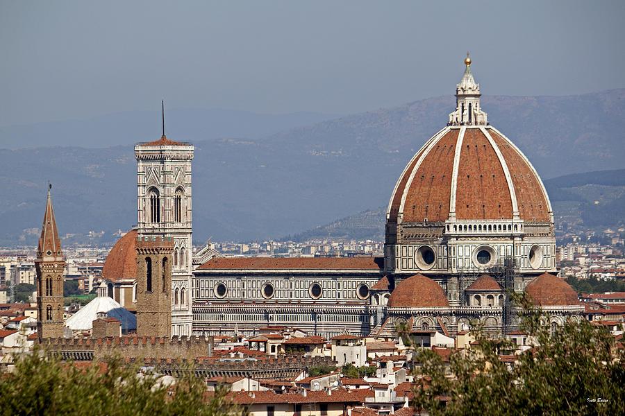 Basilica Di Santa Maria Del Fiori Photograph By Ivete
