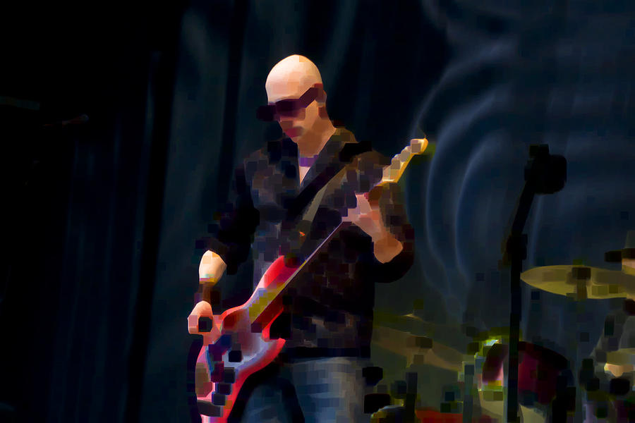 Mayo Photograph - Bass  Guitar by Tony Reddington