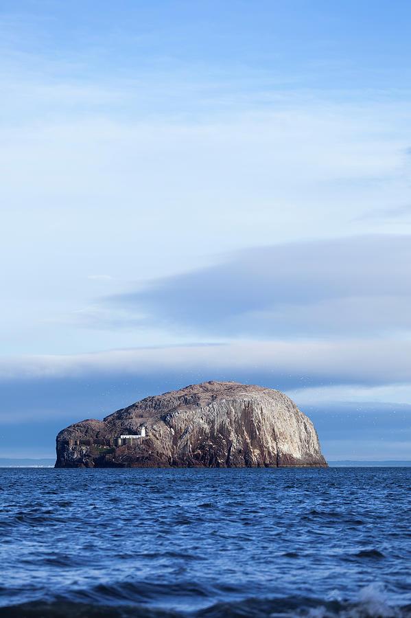 Bass Rock, East Lothian, Scotland Photograph by Empato