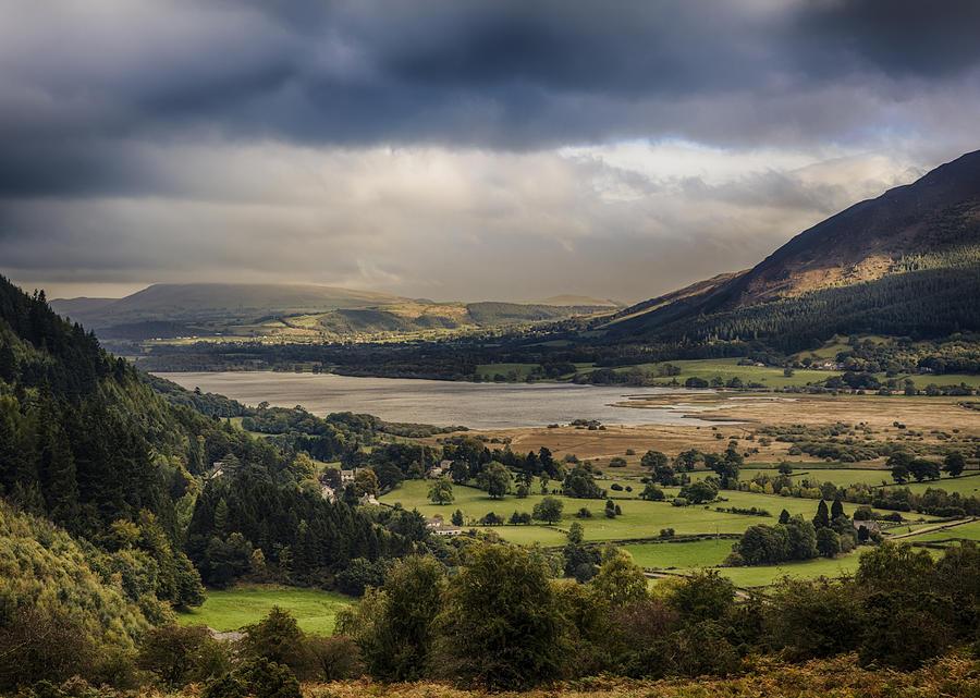 Cumbria Photograph - Bassenthwaite by Graham Moore