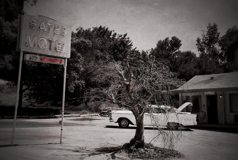 Bates Motel Photograph - Bates Motel by RicardMN Photography