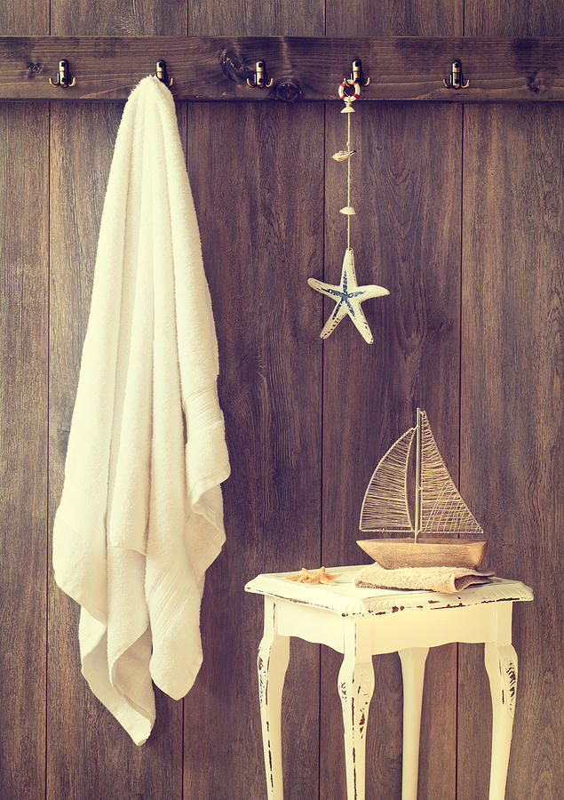 Bathroom Photograph - Bathroom Interior by Amanda Elwell