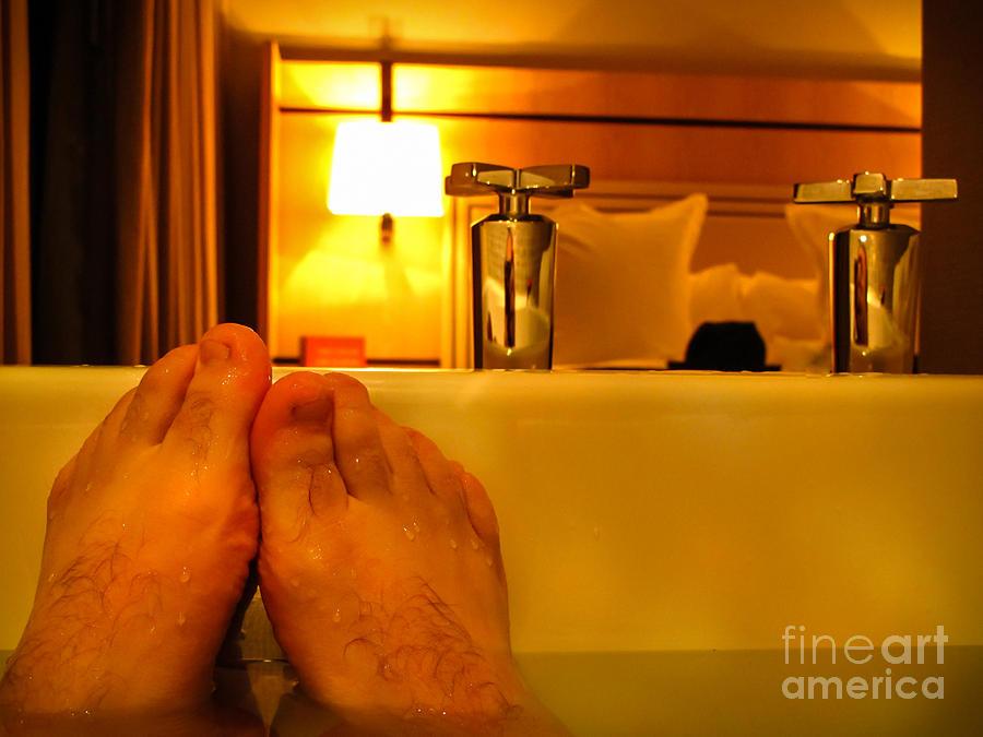 Bathtub Photograph - Bathtub Fun by Kip Krause