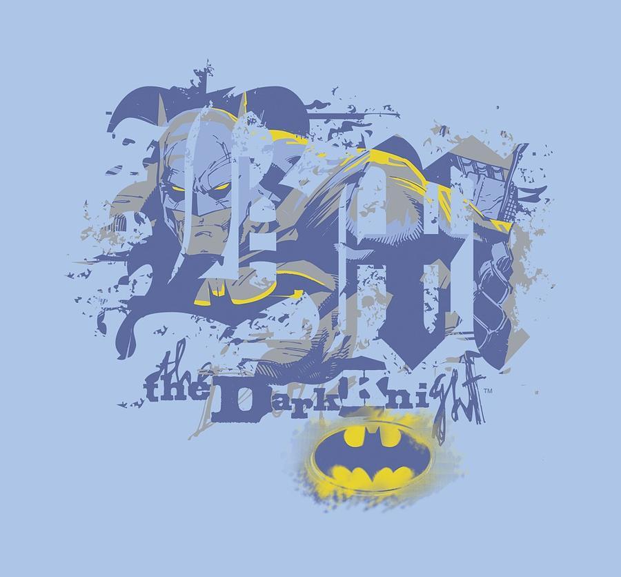 Batman Digital Art - Batman - He Sees All by Brand A