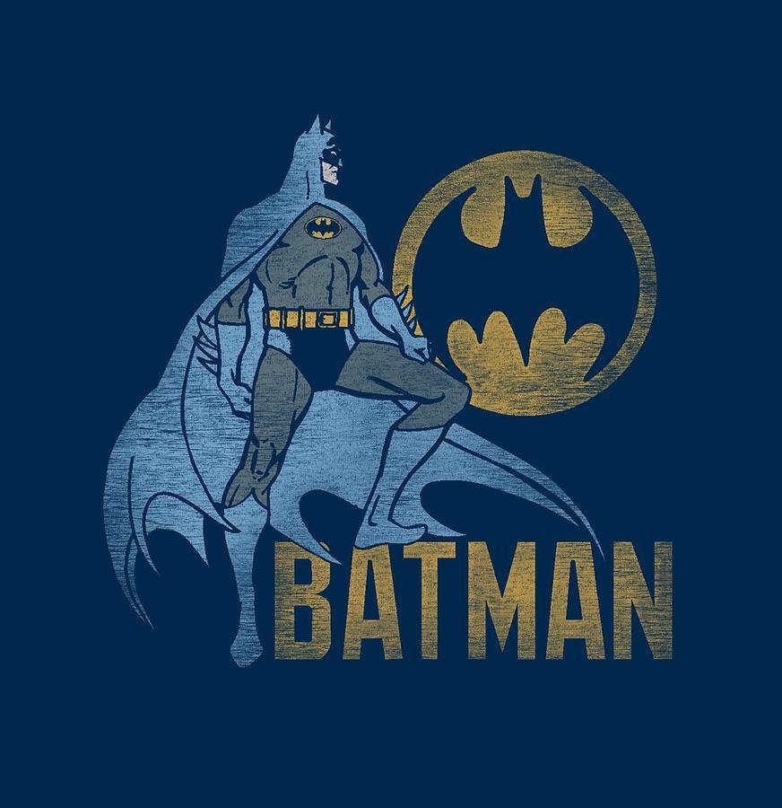 Batman Digital Art - Batman - Knight Watch by Brand A