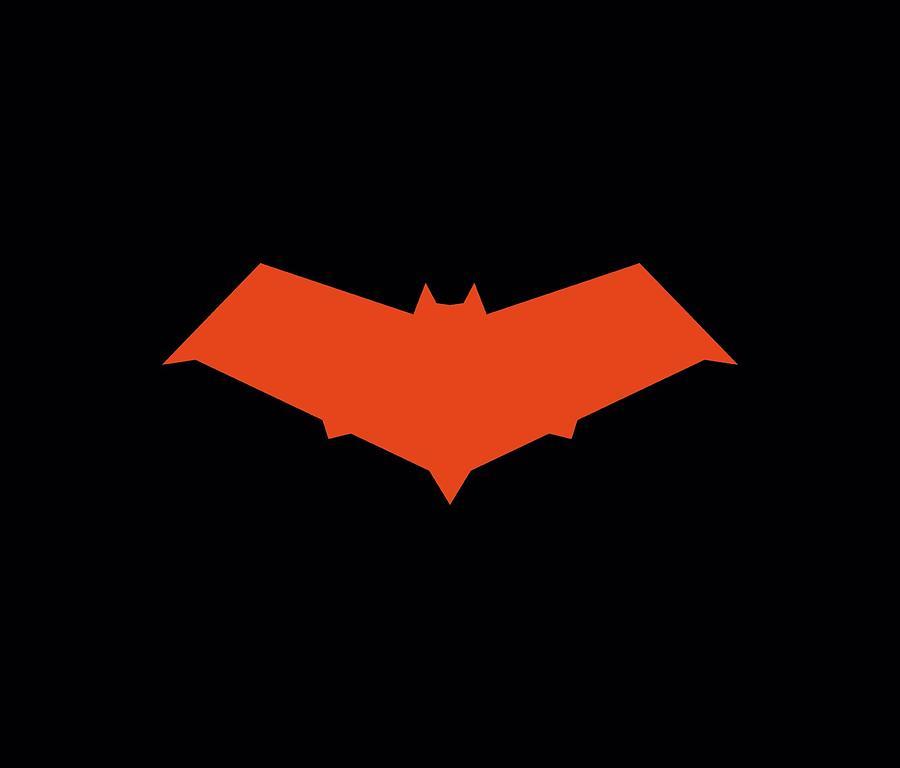 Batman - Red Hood Digital Art by Brand A