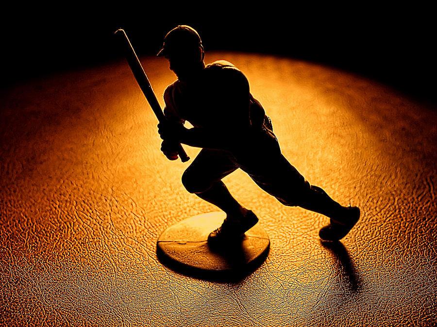 Batter Photograph - Batter Batter by Camille Lopez