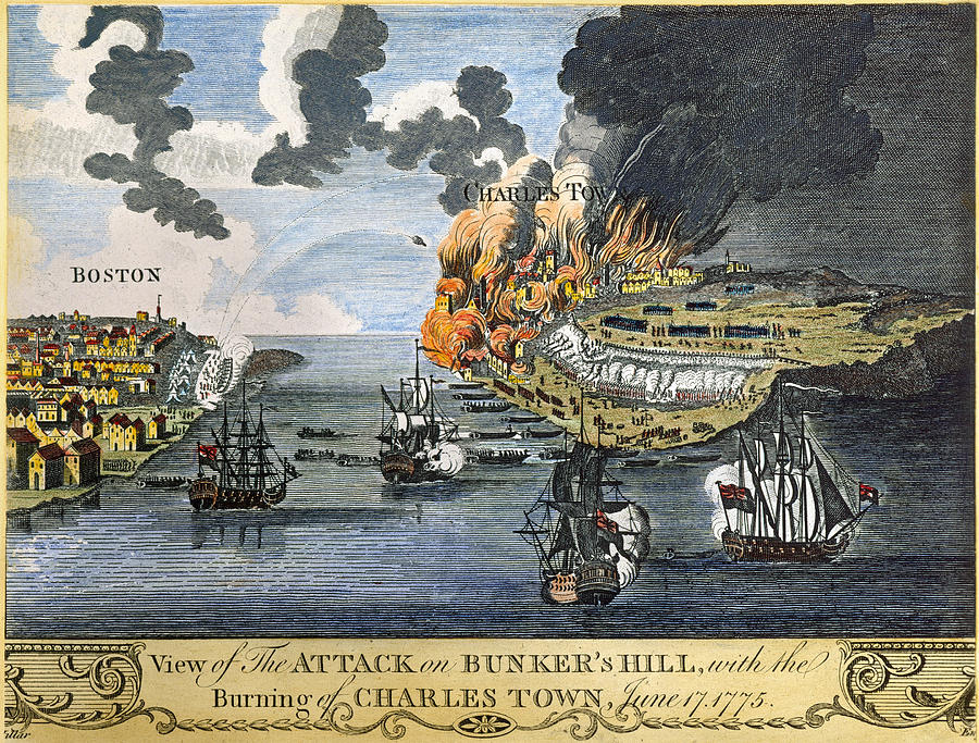 an overview of the battle of bunker hill Get an answer for 'what was the importance of the battle of bunker hill ' and find     list cite link.
