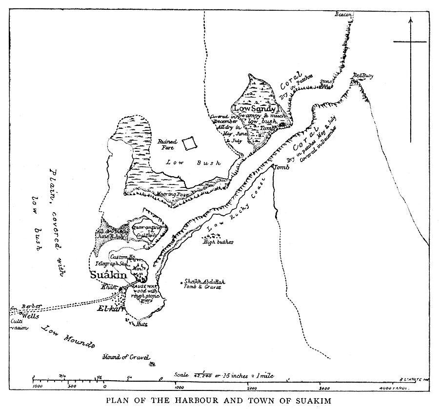 1884 Painting - Battle Of El Teb, 1884 by Granger