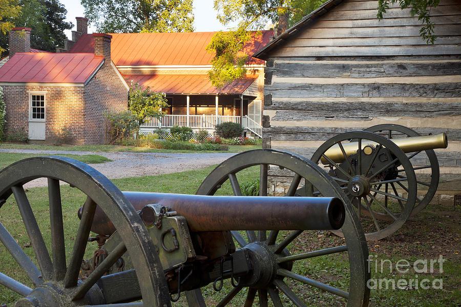 Carter Photograph - Battle Of Franklin by Brian Jannsen