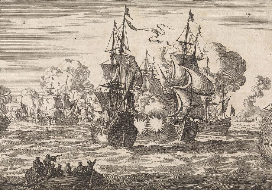 Battle Of Messina, 1676, Jan L...