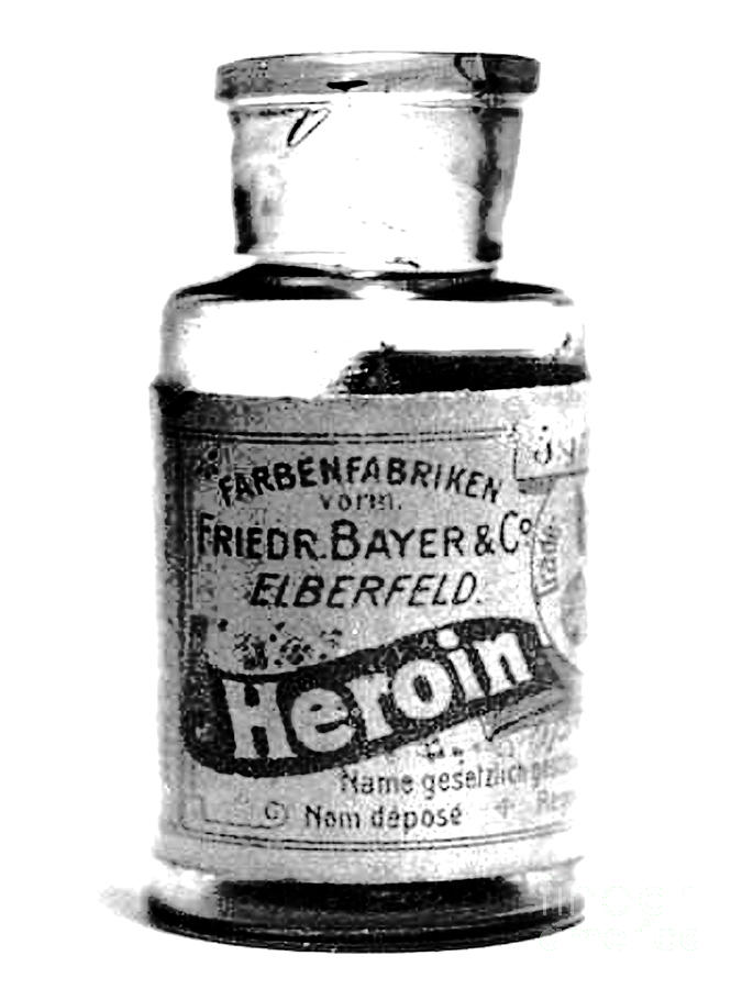 Image result for bayer heroin