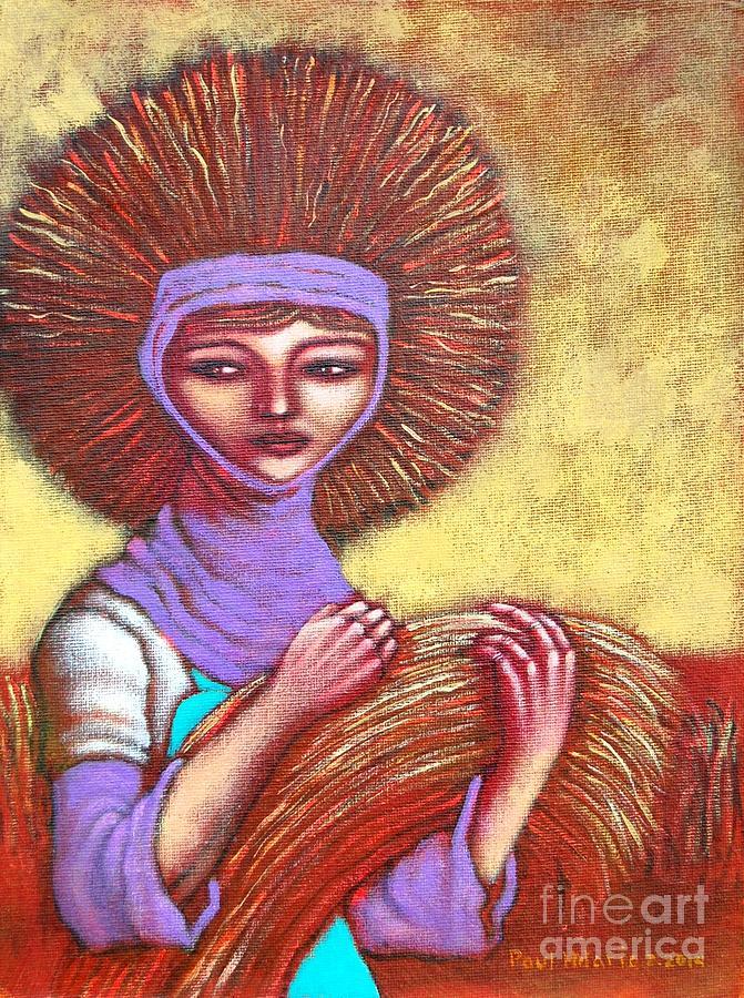 Paul Hilario Painting - Bb 6 by Paul Hilario