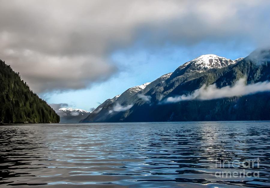 British Columbia Photograph - Bc Inside Passage by Robert Bales