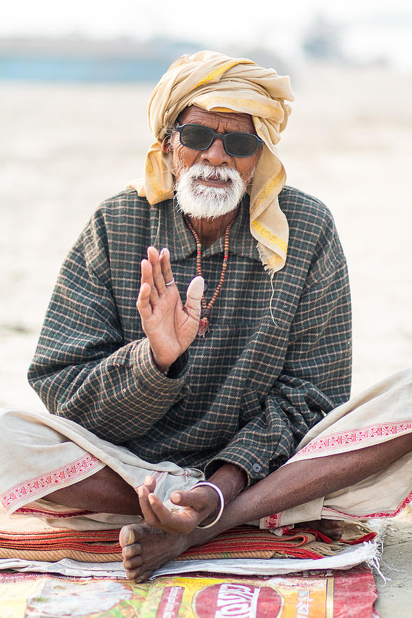 Allahabad Photograph - Be Cool by Gaurav Singh