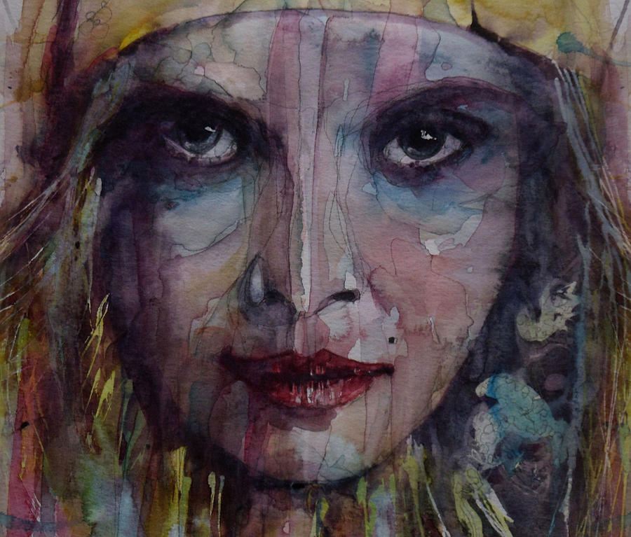 Model Painting - Be Young Be Foolish Be Happy by Paul Lovering