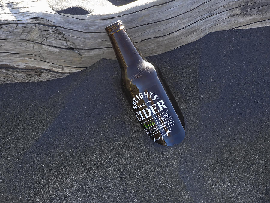 Beach Photograph - Beach Cider by David Yack