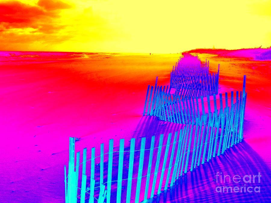 Beach Photograph - Beach Dream by Ed Weidman