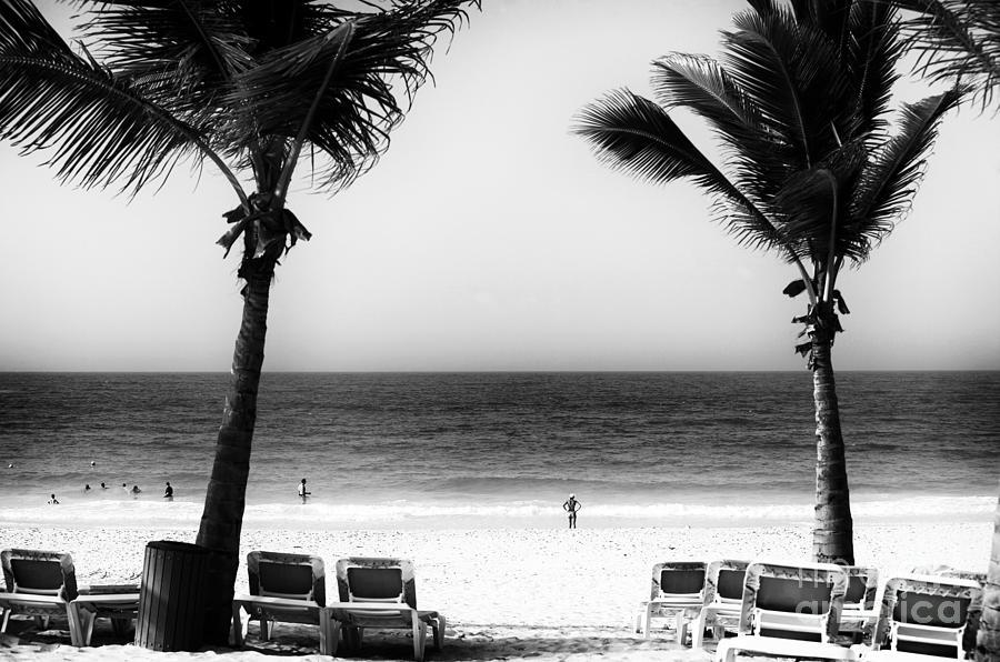 Beach Framing Photograph - Beach Framing by John Rizzuto