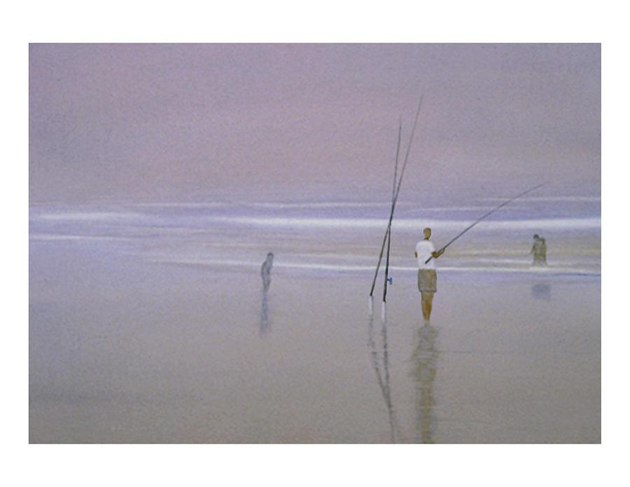 Beach Ghosts by Peter Senesac