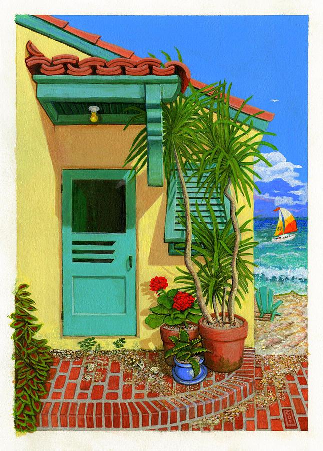 Beach House Art