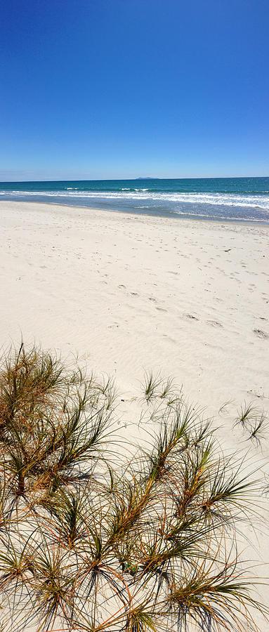 Vertical Photograph - Beach by Les Cunliffe