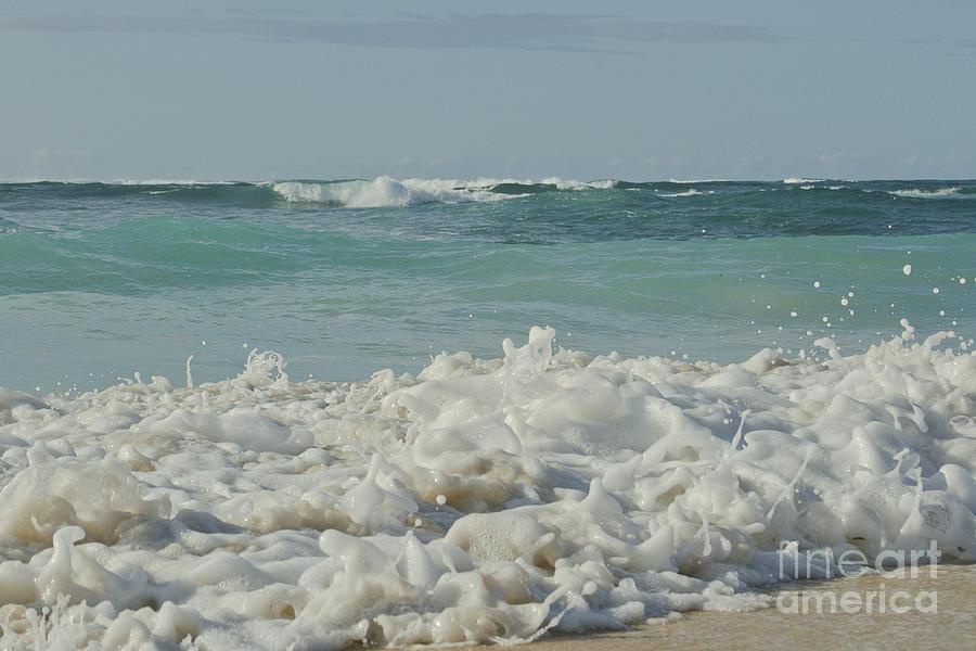Beach Love Photograph by Sharon Mau