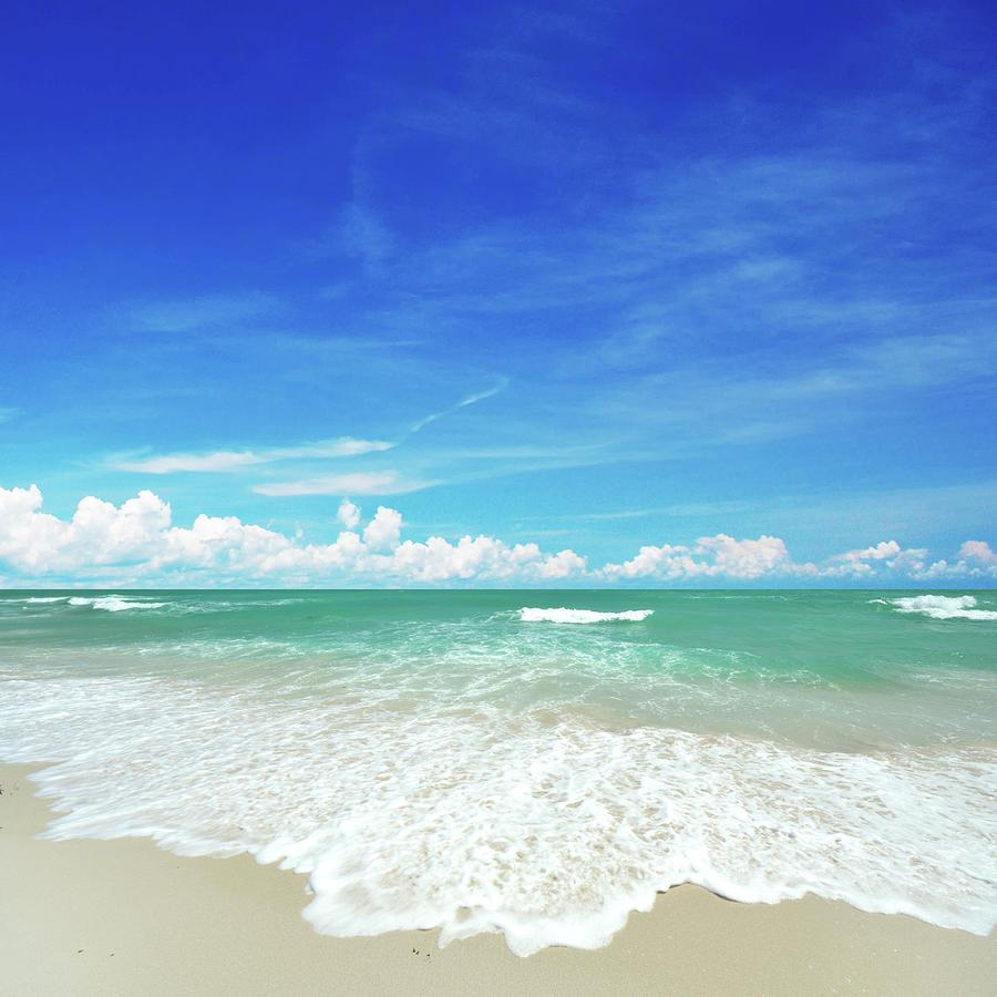 Beach Photograph by Photo By Arztsamui