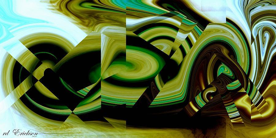 Surf Digital Art - Beach Racer by Roy Erickson