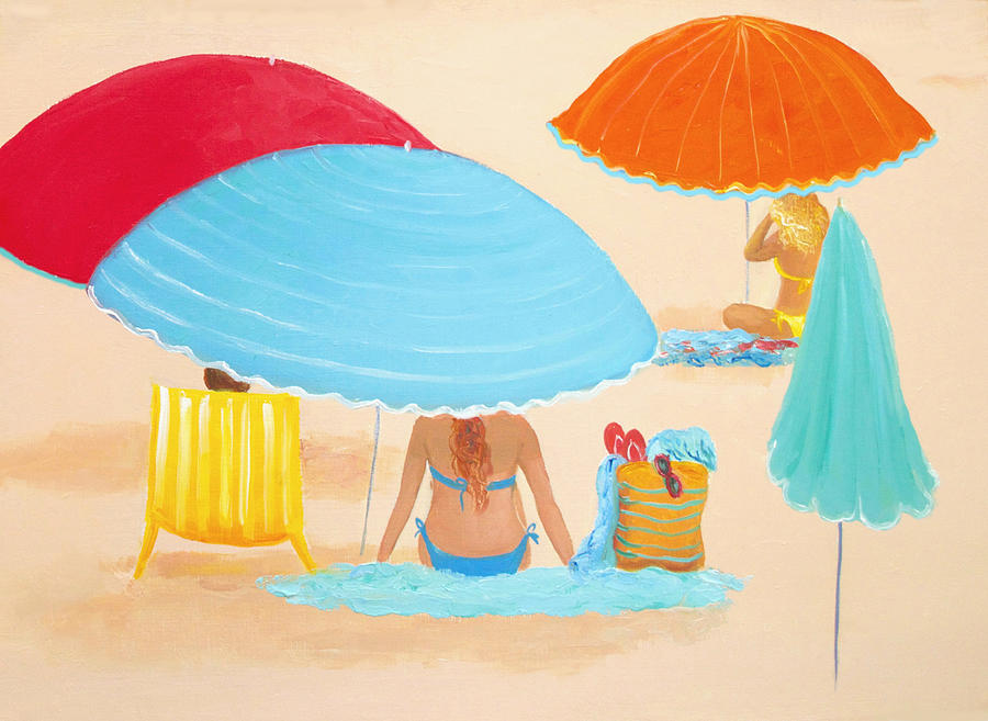 Beach Style Painting