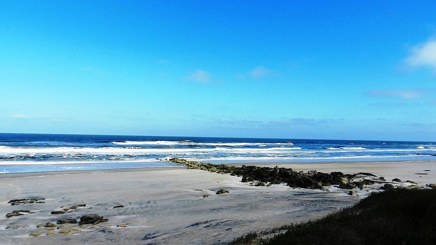 Beaches Photograph - Beaches by Yvonne Aguero