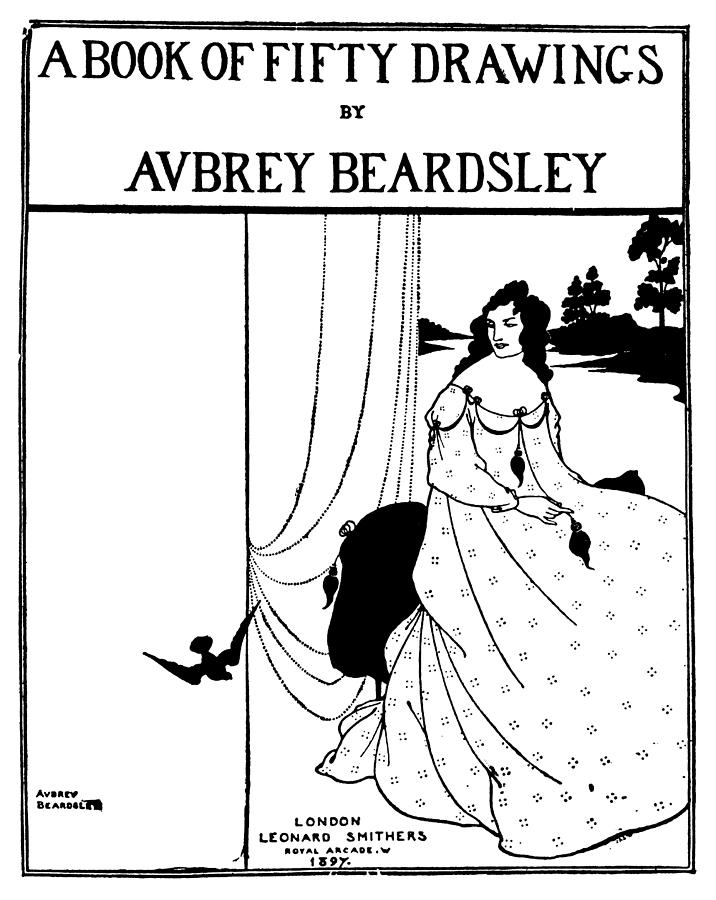1897 Drawing - Beardsley Fifty Drawings by Granger