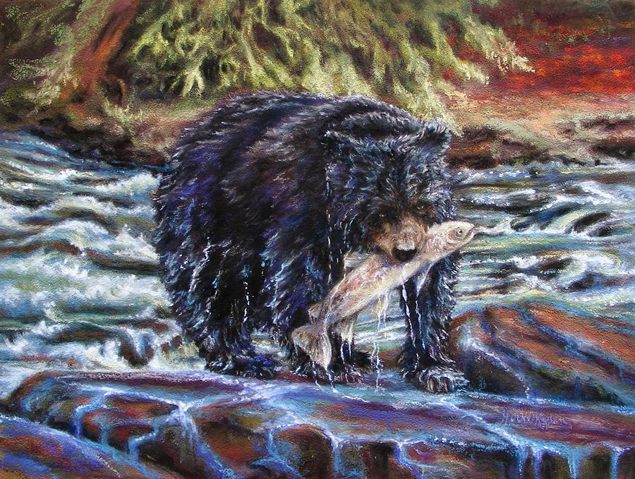Bears' Catch Of The Day by Denise Horne-Kaplan