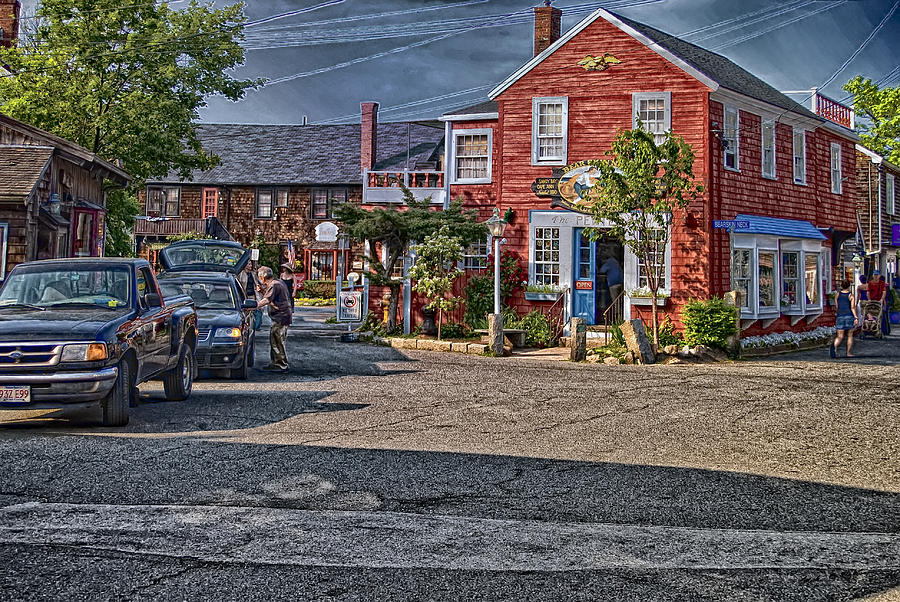 Bearskin Neck Photograph