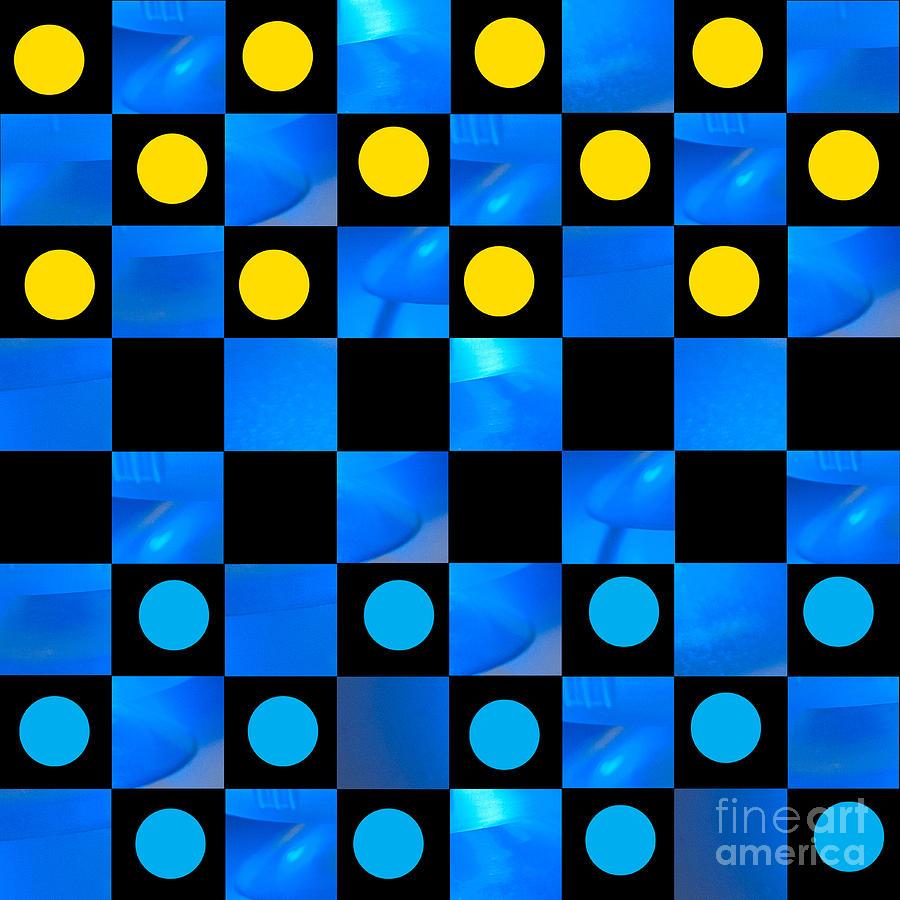 Bold Digital Art - Beat The Blues by Lena Wilhite