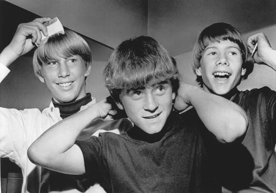 1960's Photograph - Beatle Haircuts Get Reprieve by Underwood Archives