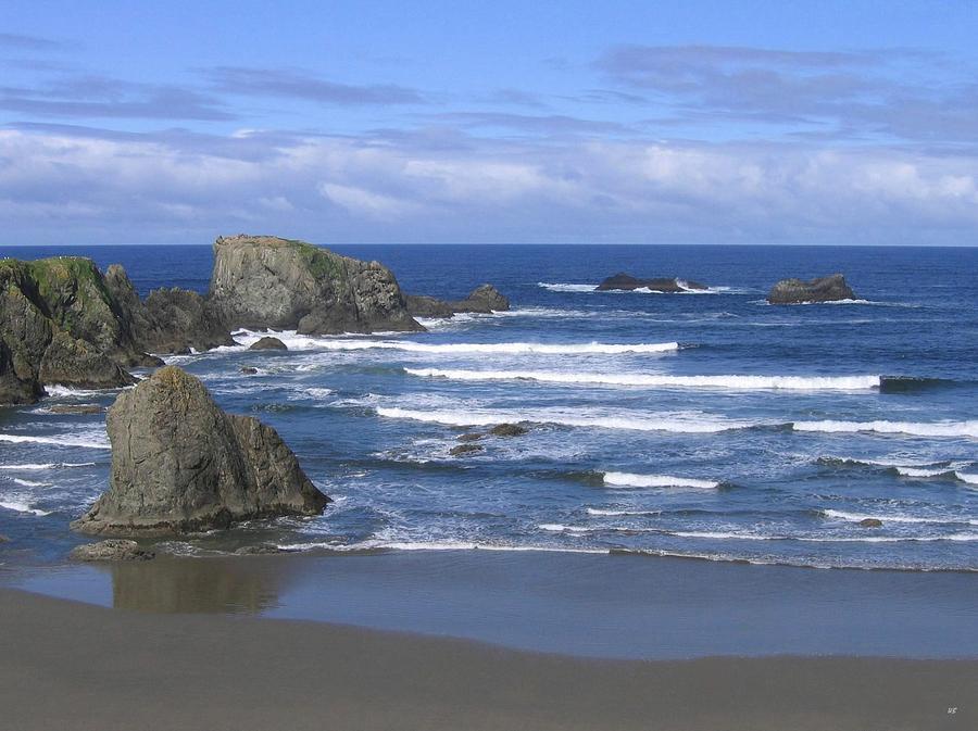 Beautiful Bandon Beach Photograph