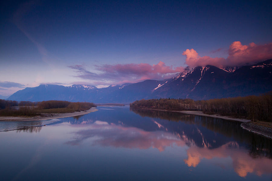 Beautiful Photograph - Beautiful British Columbia by Eti Reid