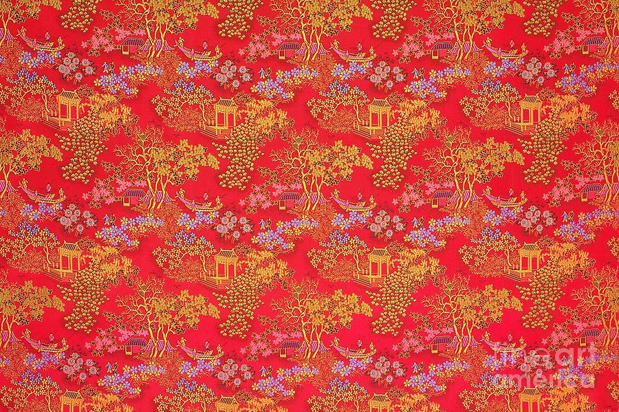 Beautiful Chinese Pattern Background Photograph by Lanjee Chee | 900 x 599 jpeg 243kB