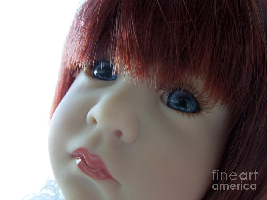 Doll Photograph - Beautiful Doll by Renee Trenholm