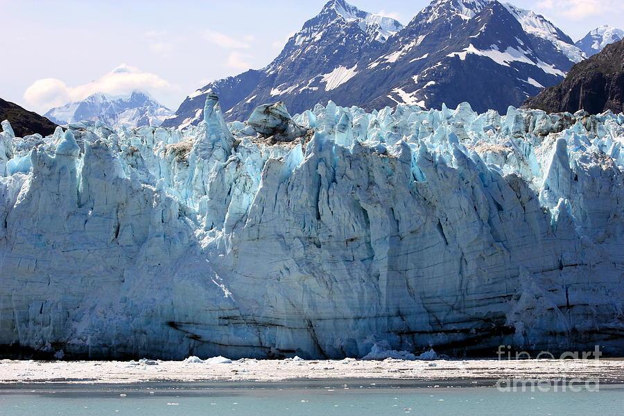 Glacier Photograph - Beautiful Glacier Bay by Sophie Vigneault