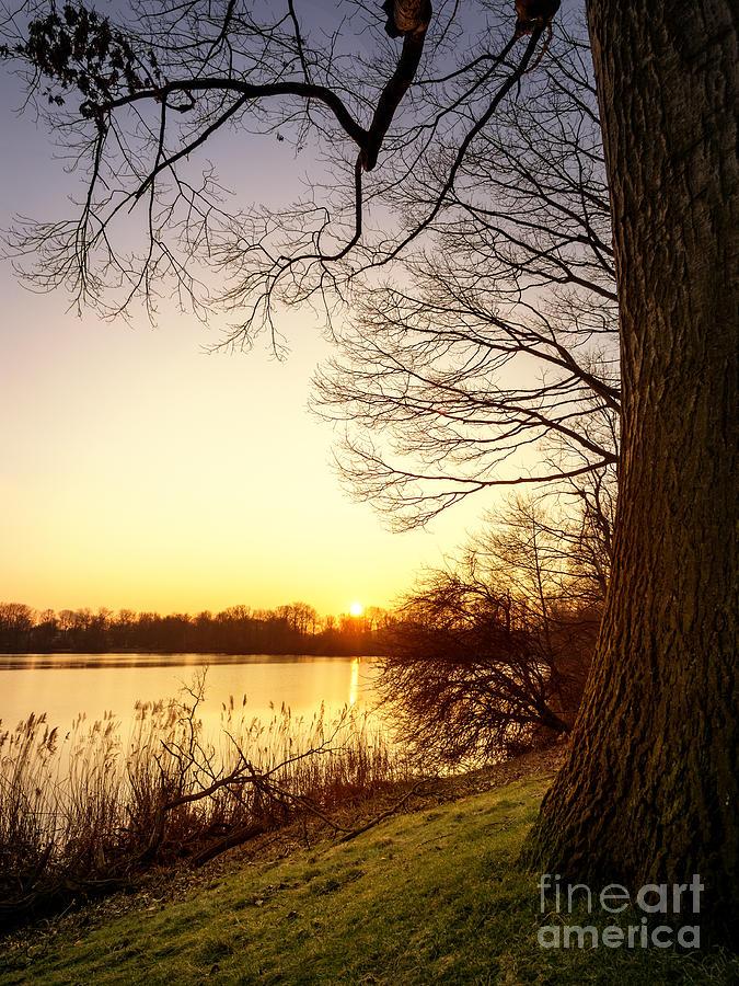 Beautiful Lake Photograph
