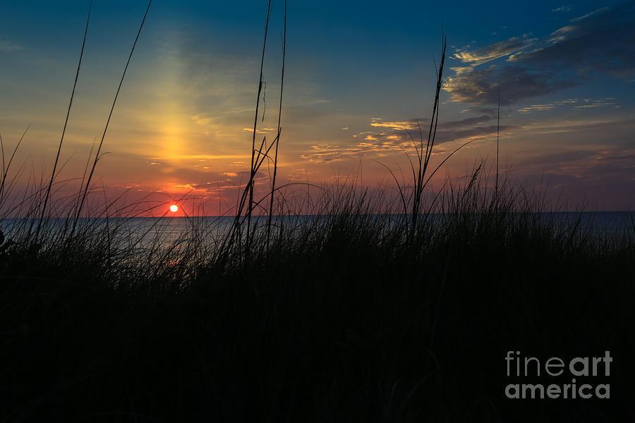 Obx Photograph - Beautiful Morning by Brenda Schwartz