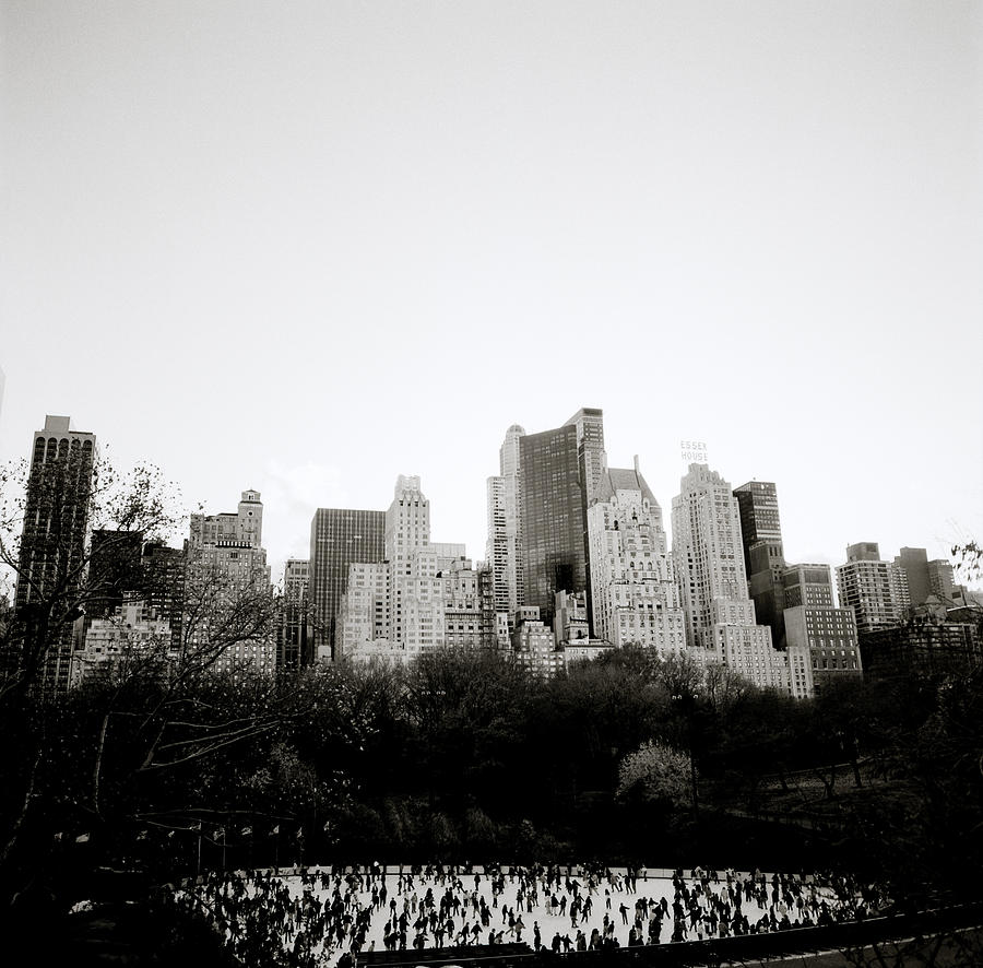 Inspiration Photograph - New York Memories by Shaun Higson