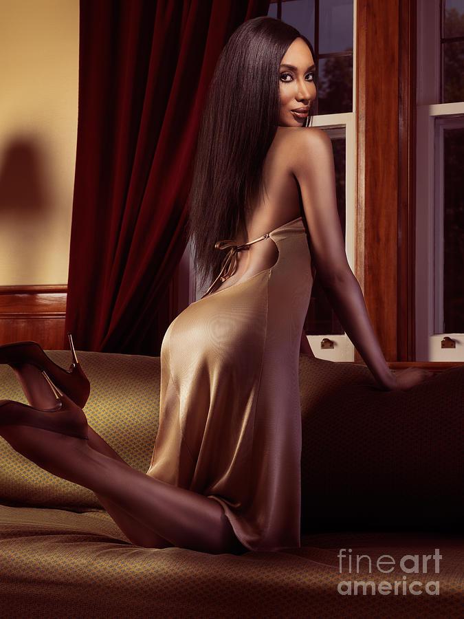 sexy black american girls