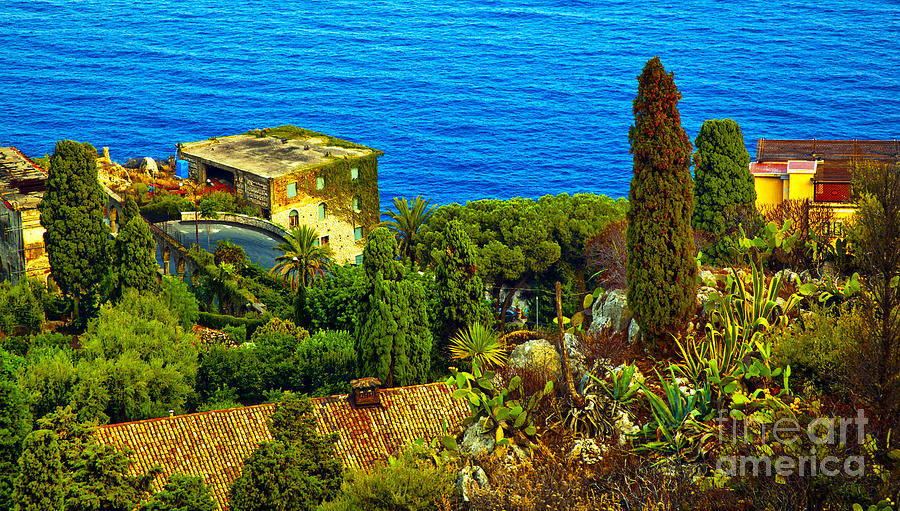 Landscape Photograph - Beautiful Sicily by Madeline Ellis