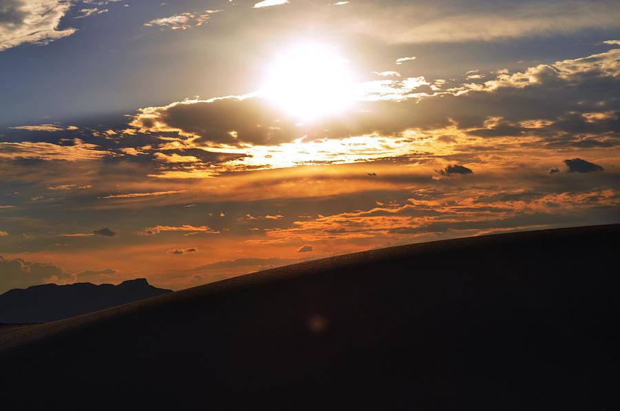 Sun Set Photograph - Beautiful Sun Set by Danyele Skeels