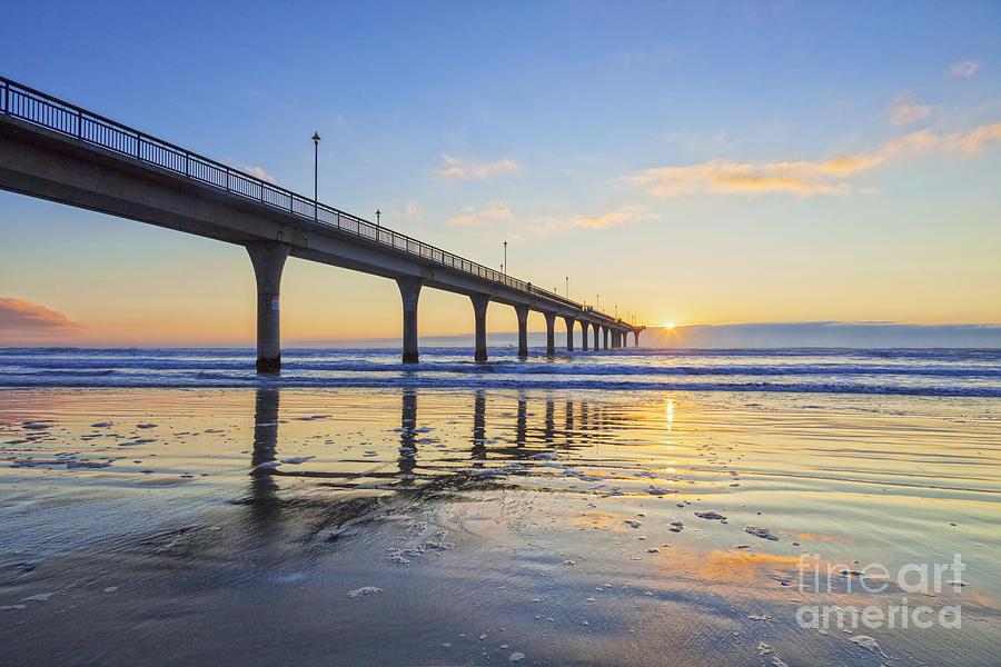 New Brighton Beach New Zealand